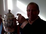 Reserves Team Best Supporter - Lenny Byrne Snr - RIP Lenny, we'll all miss you mate - The Xavs  - 25 Sept 2012